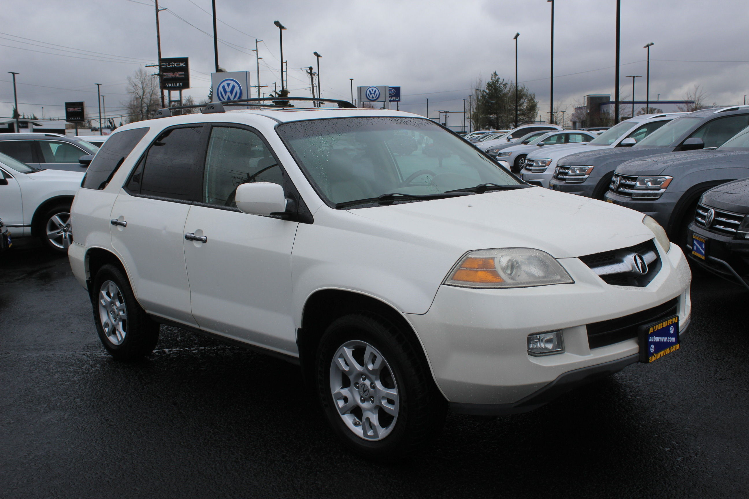 Pre-Owned 2005 Acura MDX Touring Navigation