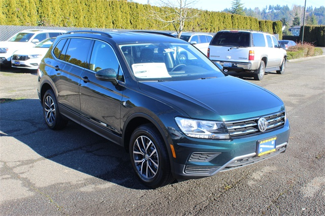 New 2019 Volkswagen Tiguan 2 0t Se 4motion Suvs In Auburn K10383