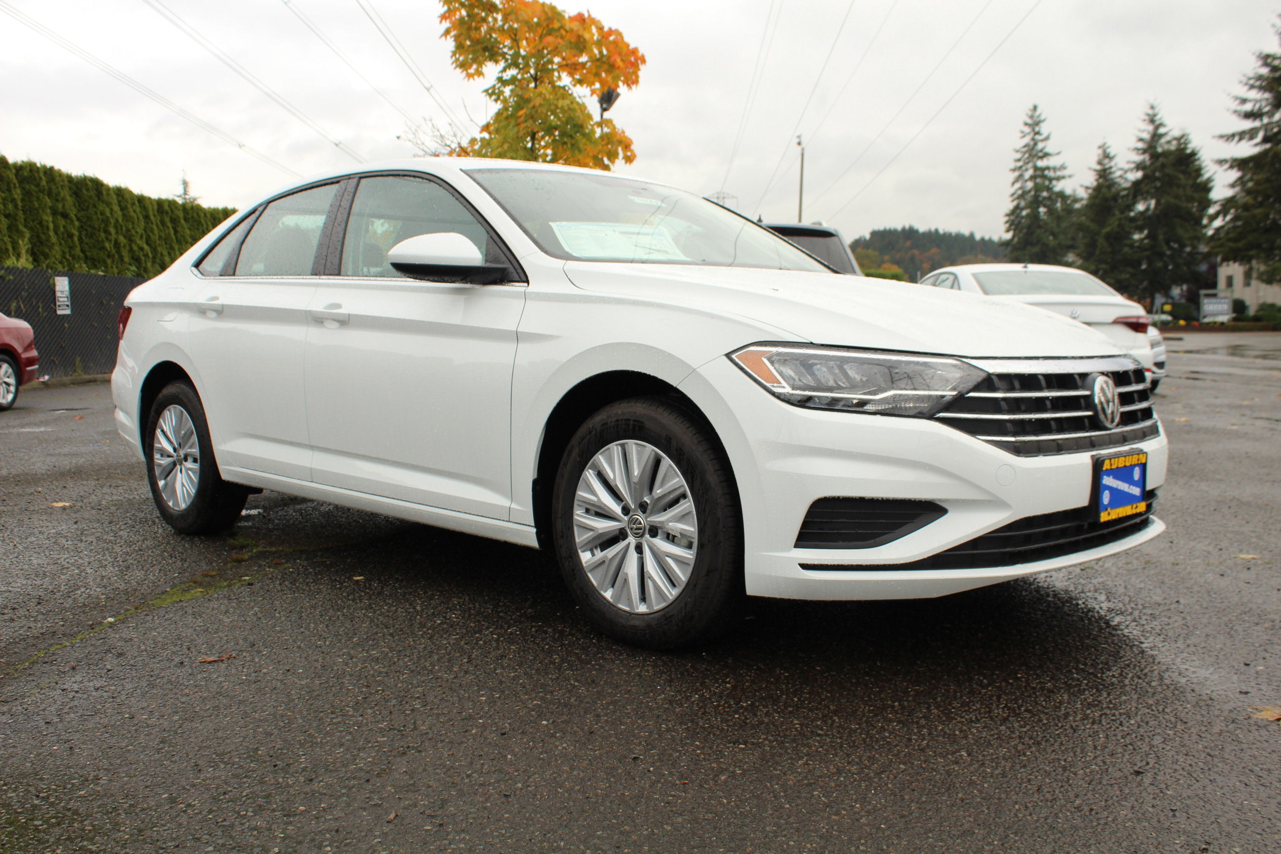 New 2019 Volkswagen Jetta 1 4t S 4d Sedan In Auburn