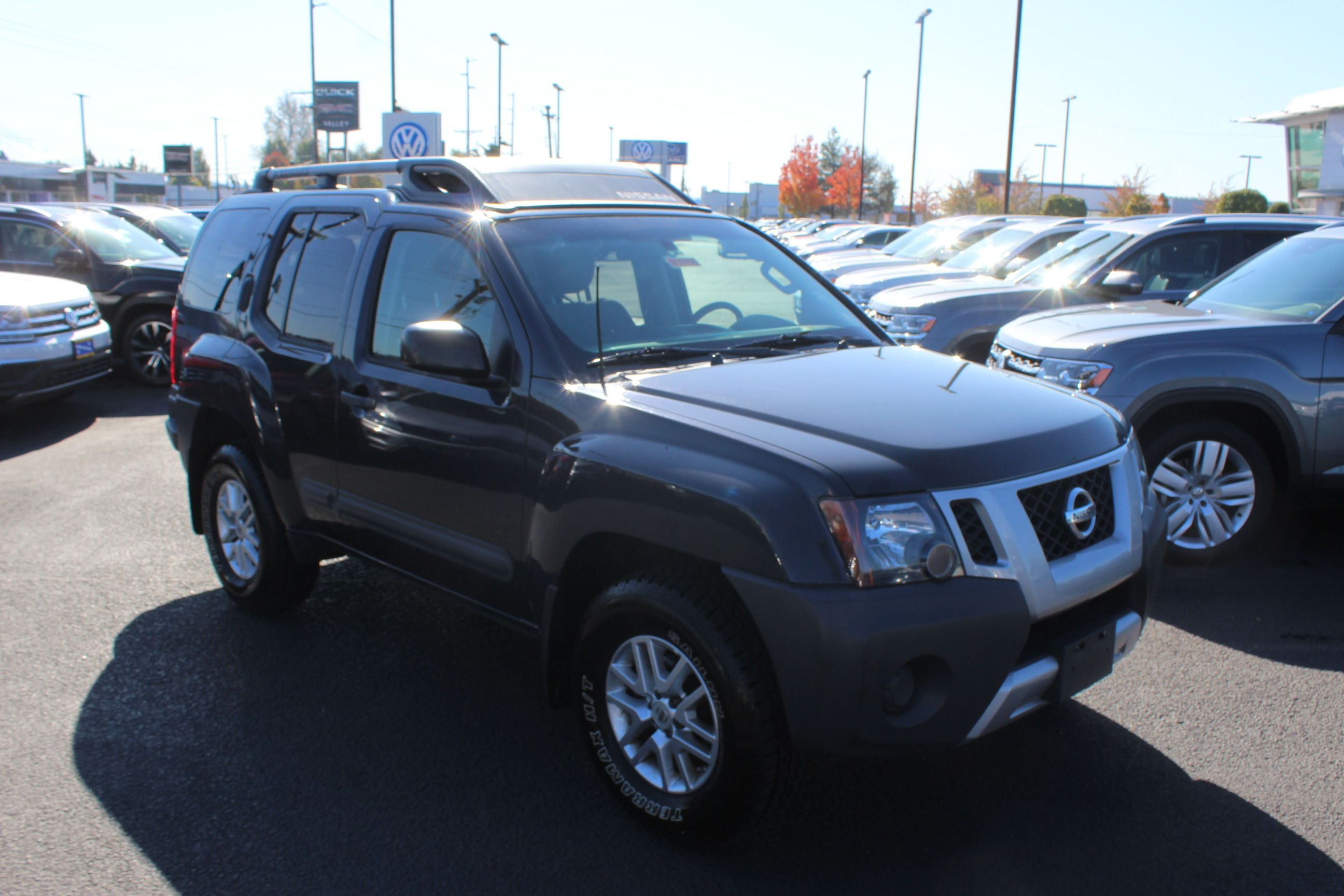 Pre-Owned 2014 Nissan Xterra S